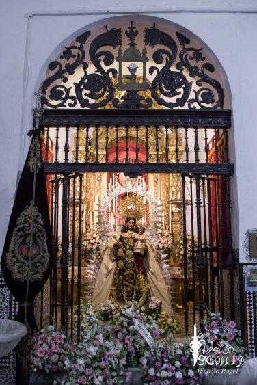 Veneracion Carmen de San Gil Julio 2020