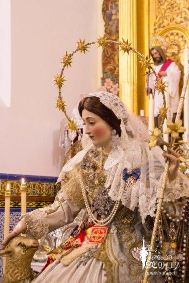 Reposicion Pastora Santa Marina Julio 2020